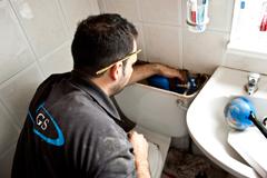 Toilet Cistern Repair