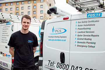 PGS Plumbing Engineer